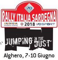 Rally Italia Sardegna 2018 Logo